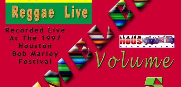 Timeless Classics Volume V, Reggae Live