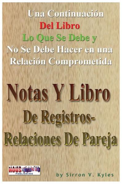 Notas y Libro De registros