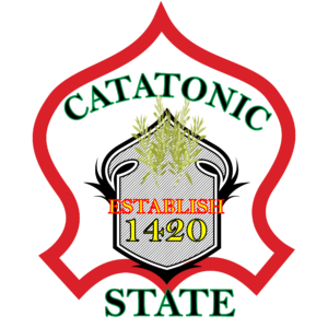 Apparel T-Shirt The State of Catatonic BC